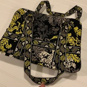"Vera Bradley ""Baroque"" Print Shoulder Bag"